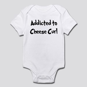 Cheese Curl Baby Clothes   Accessories - CafePress 1f2397ed1446