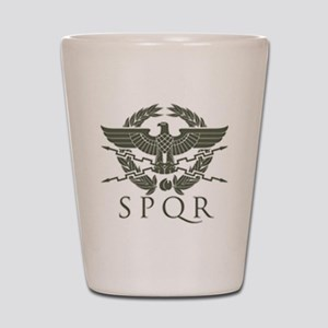 Roman Empire SPQR Shot Glass
