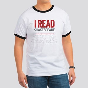 I Read Shakespeare and why Ringer T