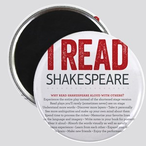 I Read Shakespeare and why Magnet