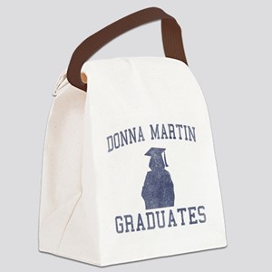 Donna Martin Graduates Canvas Lunch Bag