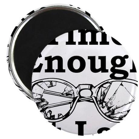 Time Enough At Last Glasses Magnet