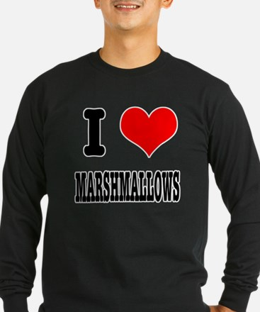 I Heart (Love) Marshmallows T