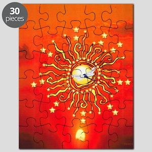 Shaman Sun Puzzle