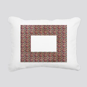Chevron Rectangular Canvas Pillow