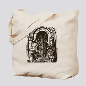 Queen Alice Tote Bag