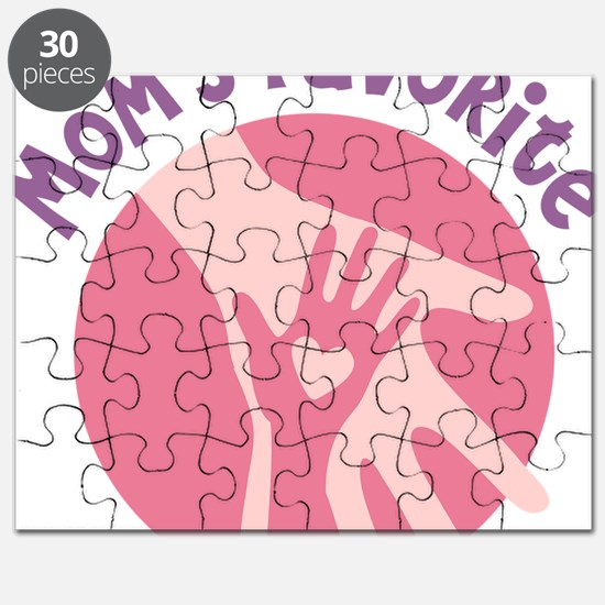 Mother And Child Hands Puzzle