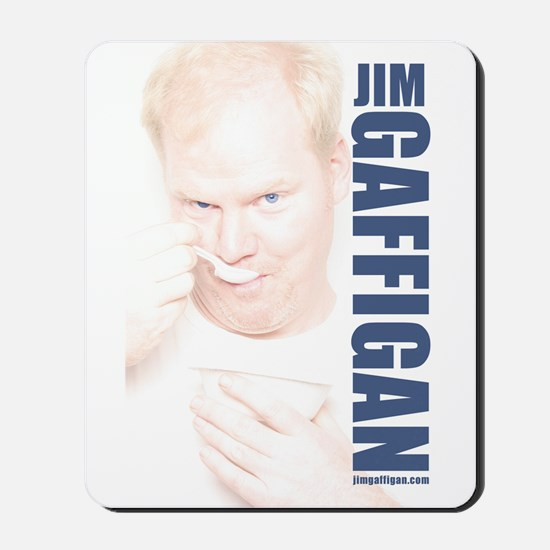Jim Bowl Mousepad