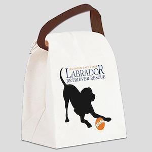 SCLRR logo Canvas Lunch Bag