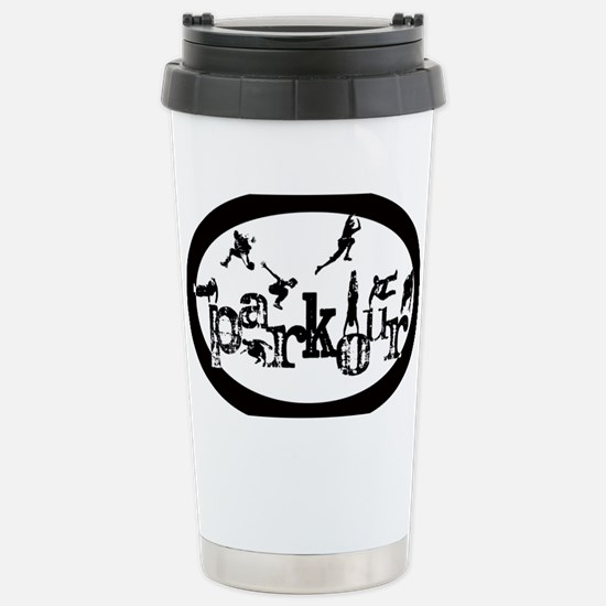 Parkour Stainless Steel Travel Mug