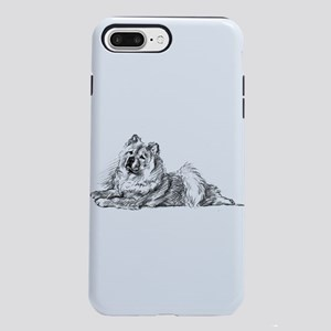 Chow Chow iPhone 7 Plus Tough Case