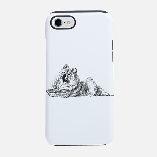 Chow Chow iPhone 7 Tough Case