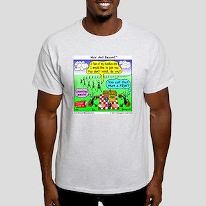 Ants at Picnic Light T-Shirt