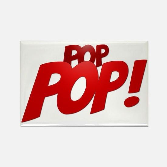 PopPop! Rectangle Magnet