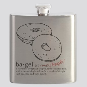 Bagel Flask
