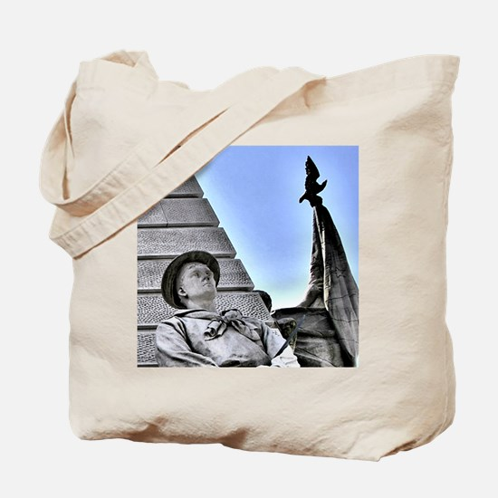 on-guard Tote Bag
