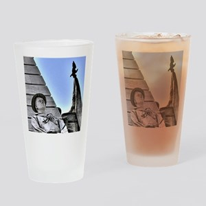 on-guard Drinking Glass