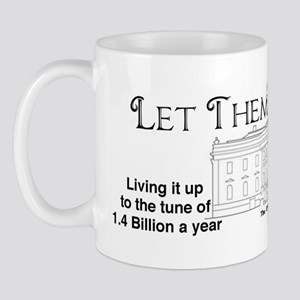 Let Them Eat Cake Mug