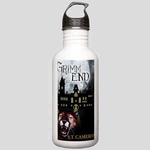 Grimm End Stainless Water Bottle 1.0L