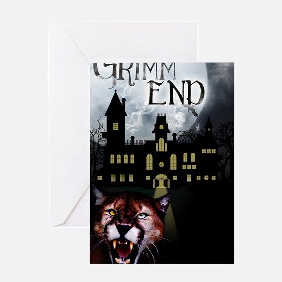 Grimm End Greeting Card