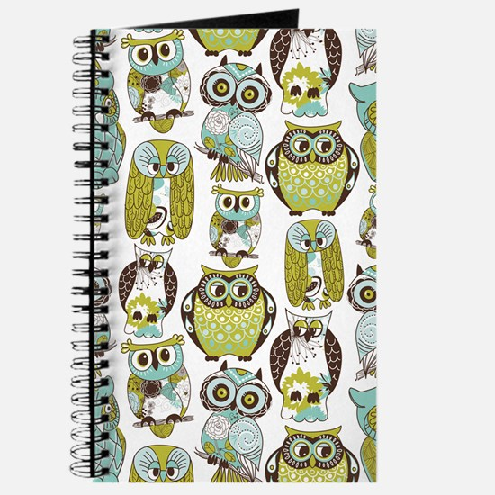 Give A Hoot Journal