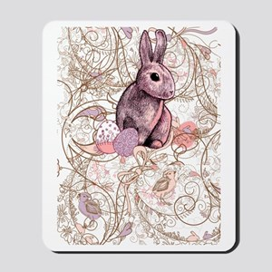Easter is abound Mousepad