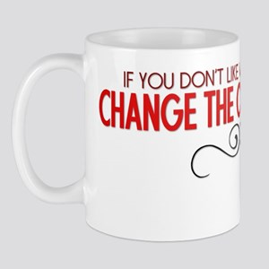 Change the Conversation Mug