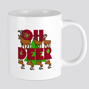 Oh Deer 20 oz Ceramic Mega Mug