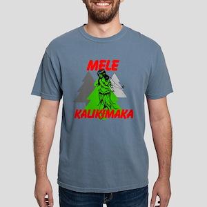 Mele Kalikimaka (Merry Christmas) Mens Comfort Col