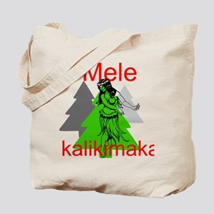 Mele Kalikimaka (Merry Christmas) Tote Bag