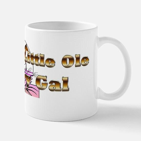 countrygalcap Mug