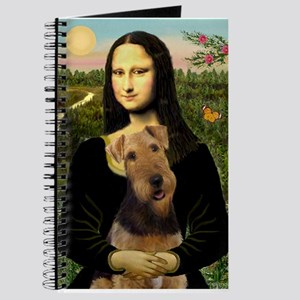 Mona Lisa - Airedale 1 Journal