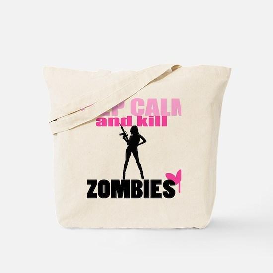 KCAKZ Tote Bag