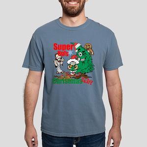 Super Ugly Christmas Shirt Mens Comfort Colors Shi
