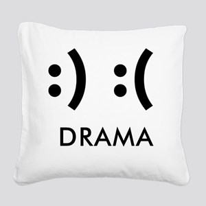 Drama-con Square Canvas Pillow