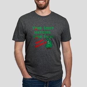 Shirt Matches Your Face Mens Tri-blend T-Shirt