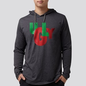 UGLY Mens Hooded Shirt