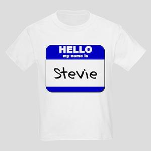 stevie b background