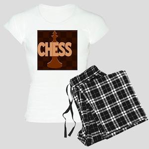Chess King Women's Light Pajamas