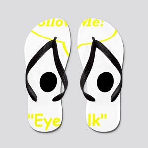Eye-Liners Flip Flops