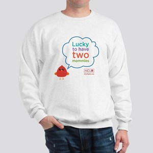 Bird mom longsleeve onesie Sweatshirt