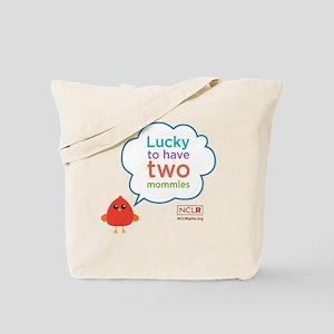 Bird mom longsleeve onesie Tote Bag