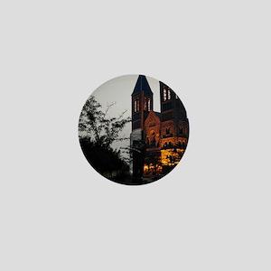 Cathedral Akron Mini Button