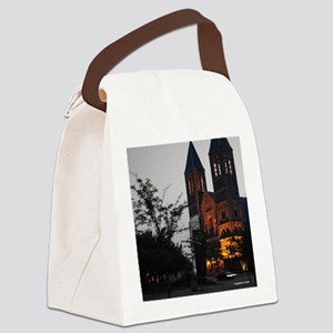 Cathedral Akron Canvas Lunch Bag