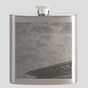 Baltimore Convention Center square Flask