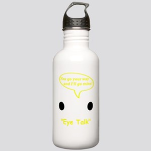 Eye Talk Stainless Water Bottle 1.0L