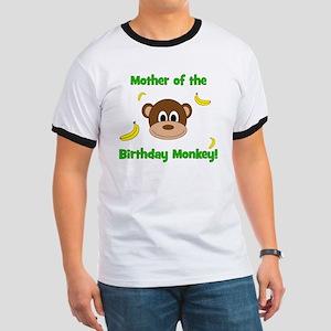 Mother of the Birthday Monkey! Ringer T
