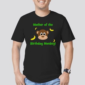 Mother of the Birthday Men's Fitted T-Shirt (dark)