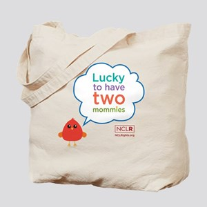 Bird moms bib Tote Bag