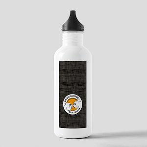 BHNW LOGO w/black - Stainless Water Bottle 1.0L